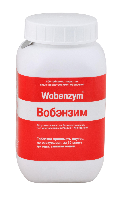 Вобэнзим таб. п.о n800