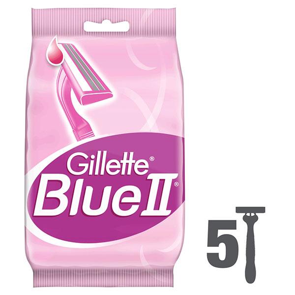 Жиллетт блу 2/blue ii станок бритвенный женский n5