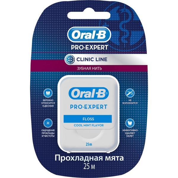 Зубная нить орал би про эксперт клиник 25м